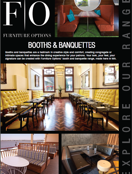 Booths _ Banquettes