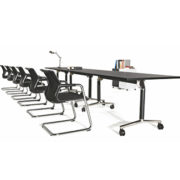 office rectangle table