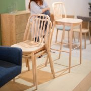 aldo chair and stool